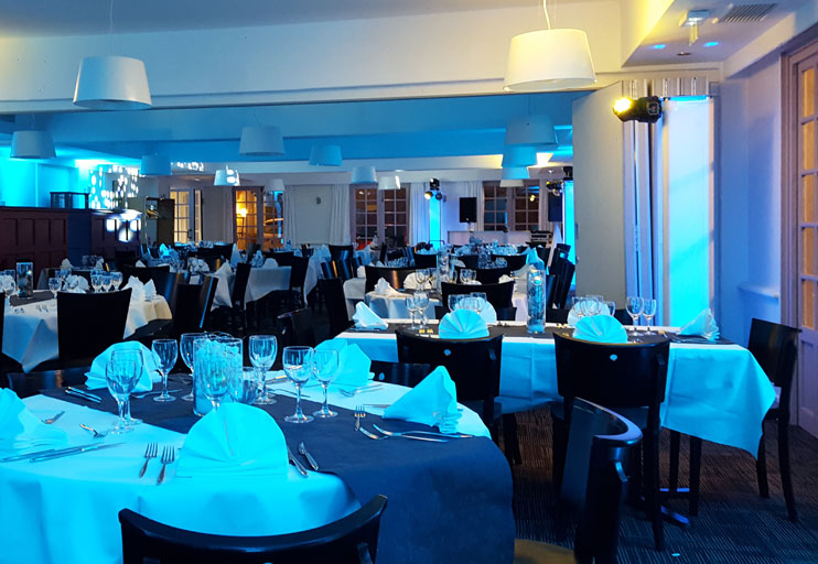 Salle Groupes de la Brasserie Blanche de Castille Dourdan